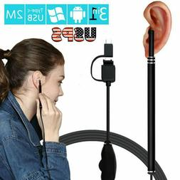 1080 HD Ear Cleaning Endoscope Otoscope Camera Cleansing Ear