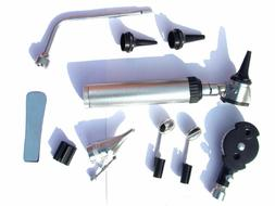 ENT Diagnostic Complete Set with Opthalmoscope & Otoscope In