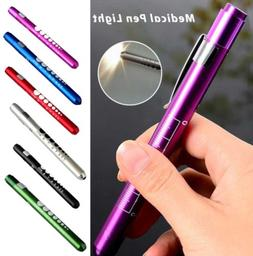 High Quality Medical First Aid Pen LED Light Flashlight Doct