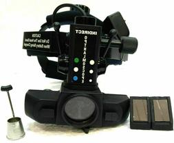 Indirect Ophthalmoscope With Carry Bag And Other Accessories