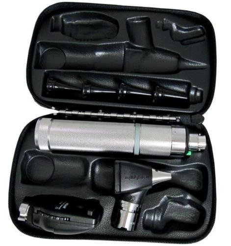 3 5v diagnostic set with ophthalmoscope otoscope