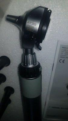 Heine Beta 400 LED Otoscope with USB Rechargeable Handle,