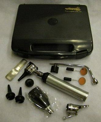 ra bock pro physician ent otoscope ophthalmoscope