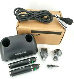 Welch Allyn Lithium Ion Charger Diagnostic Set Otoscope Opht