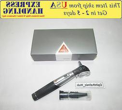 Heine Mini 3000 LED F.O. Otoscope with AA Handle # D-008.70.