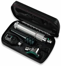 NEW Welch Allyn Veterinary Otoscope Ophthalmoscope Complete