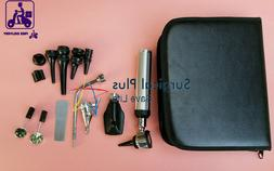 Otoscope & Ophthalmoscope Diagnostic Set, Ent Instruments Ea