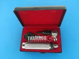 Pro LED Otoscope and Ophthalmoscope Set ENT Diagnostic Ophth